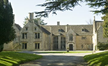 (Quirky) Chavenage House (Wolf Hall) and Tetbury