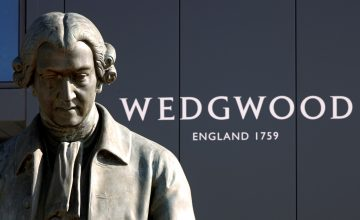 World of Wedgwood and Trentham Gardens or Shopping Village
