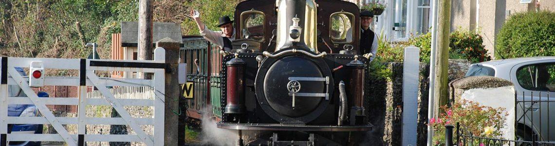 Porthmadog to Caernarfon – One Of The World's Great Railway Journeys!!