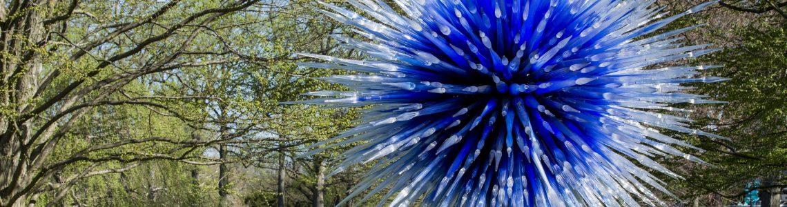 RHS Wisley and Kew Botanical Gardens