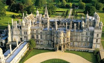 Burghley House, Peterborough