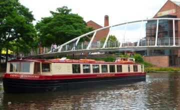 Manchester Ship Canal with new historic tour