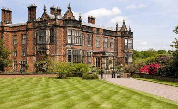 Arley Hall & Gardens and Grasslands Nursery, Cheshire.